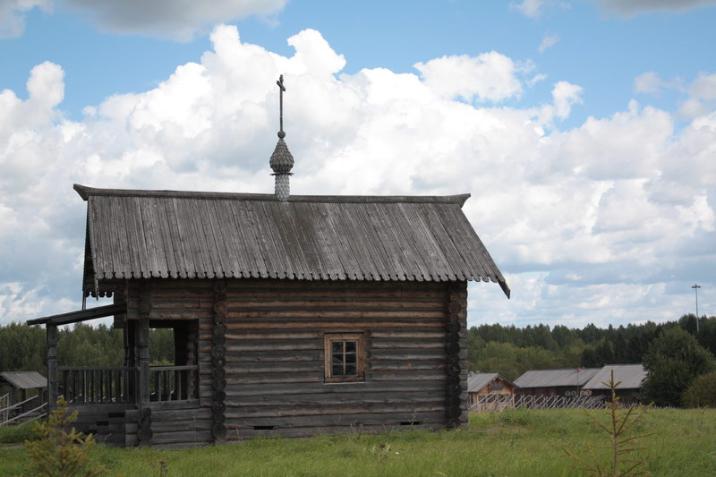Семенково - архитектурно-этнографический музей