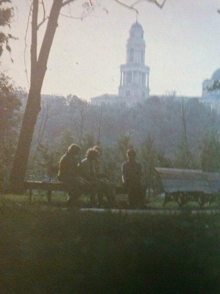 Липецк. Вид на Христорождественский собор