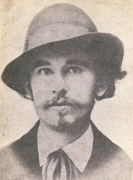 Липецкий (Каменский) Алексей Владимирович (1887 – 1942)