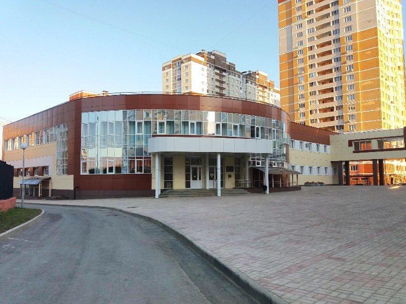 Физкультурно-оздоровительный комплекс МАОУ СШ №60