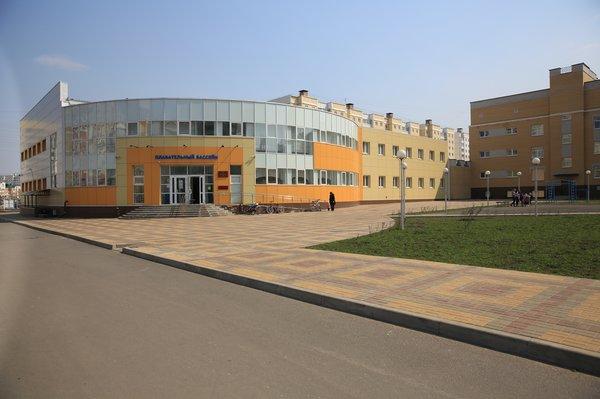Бассейны Липецка. Спортивно-оздоровительный центр МАОУ СШ №30