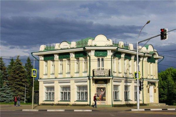 Дом аптекаря В. К. Вяжлинского