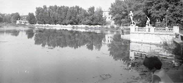 Комсомольский пруд