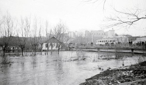 Разлив реки Липовки